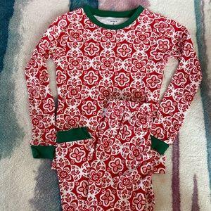 Carters Size 7 Cotton Pajama Set